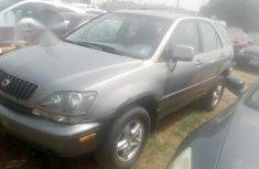Lexus RX 2003 Silver for sale