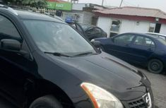 Nissan Rogue 2008 SL 4WD Black for sale