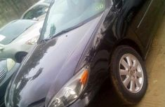 Clean Toyota Camry 2004 Black for sale
