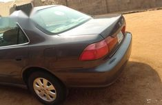 Honda Accord 1998 Coupe Gray for sale