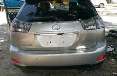 Toyota Lexus RX330 2004 Silver for sale