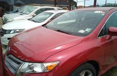 Toyota Venza 2012 Red for sale