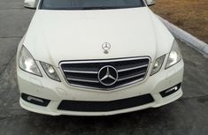 Mercedes-Benz E350 2011 White for sale