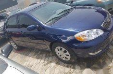 Toyota Corolla CE 2007 Blue for sale