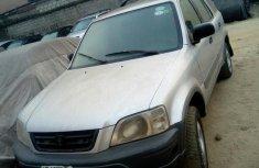 Honda CR-V 2001 Gray For Sale