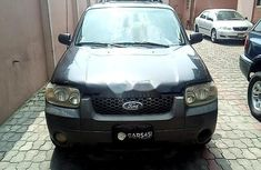 2006 Ford Escape Automatic Petrol well maintained for sale