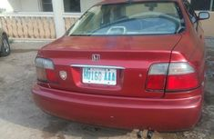 Honda Accord 1998 Red for sale
