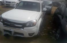 Ford Ranger 2013 White for sale