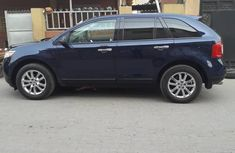 Ford Edge 2011 Blue for sale