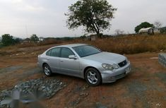 Lexus GS 2003 Silver for sale