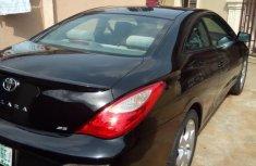 Toyota Solara 2008 Black for sale