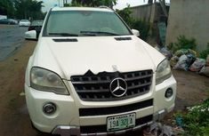 Mercedes-Benz ML350 2010 ₦3,900,000 for sale