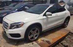 Mercedes-Benz GLA-Class 2015 White for sale