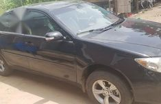 Toyota Camry 2004 Black for sale