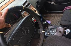 Mercedes-Benz C180 1996 Silver for sale