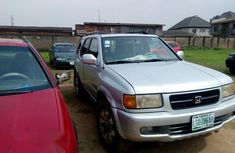 Used Honda Passport 2001 Silver for sale
