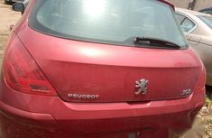 Peugeot 308 2008 Red for sale