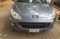 Peugeot 407 2005 SW 2.0 Gray for sale
