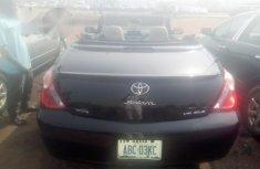 Toyota Solara 2007 Black for sale