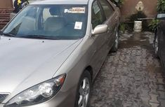 Toyota Camry Sport 2005 Silver for sale