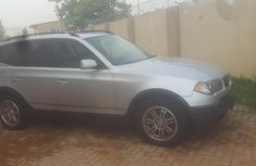 BMW X3 2004 3.0i Sports Activity Silver for sale