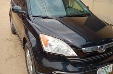Honda CR-V 2009 2.4 Black for sale