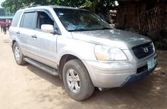 2005 Honda Pilot Automatic Petrol well maintained for sale