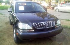 Toyota Lexus RX300 2002 Black for sale