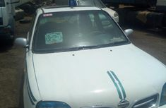 Nissan Micra 2002 White for sale