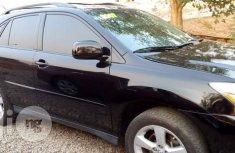 Lexus RX 350 2007 Black for sale