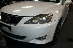 Lexus IS 2008 250 White for sale