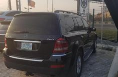 Registered Mercedes Benz GL450 2008 Black for sale