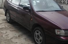 Toyota Carina 1996 E 2.0 TD Liftback Red for sale