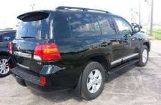 Toyota Land Cruiser 2013 Black for sale