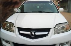 Acura MDX 2004 White For Sale