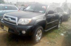 Toyota 4-Runner 2006 Black for sale