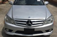 Mercedes Benz C300 4matic 2009 Silver for sale