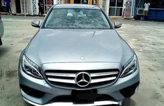 Mercedes-Benz C300 2015 Gray for sale