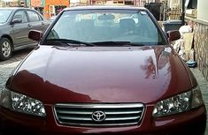 2000 Toyota Camry Automatic Petrol well maintained