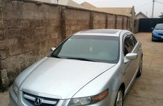 Acura TL 2006 Silver for sale