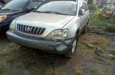 Toyota Lexus RX300 2003 Gray for sale