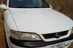 Opel Vectra 1997 White for sale