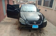 Nissan Altima 2.5 2006 Black for sale