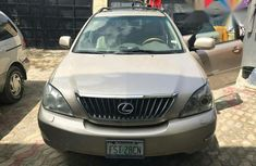 Toyota Lexus RX 350 2008 Gold for sale