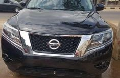 Nissan Pathfinder 2014 Black for sale