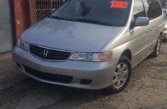 Honda Odyssey 2002 Silver for sale