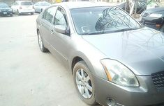 Nissan Maxima 2004 Petrol Automatic Grey/Silver for sale