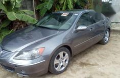 Acura RL 2006 Sedan Gray for sale