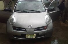 Nissan Micra 2005 Silver for sale