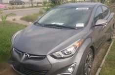 Hyundai Elantra 2014 Gray for sale